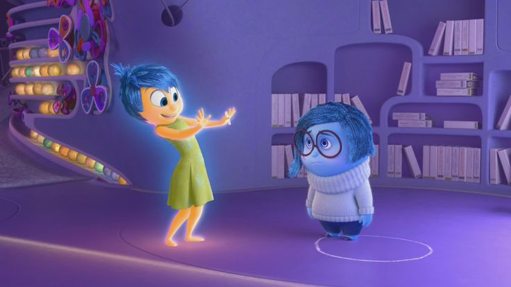 Image result for inside out sadness circle