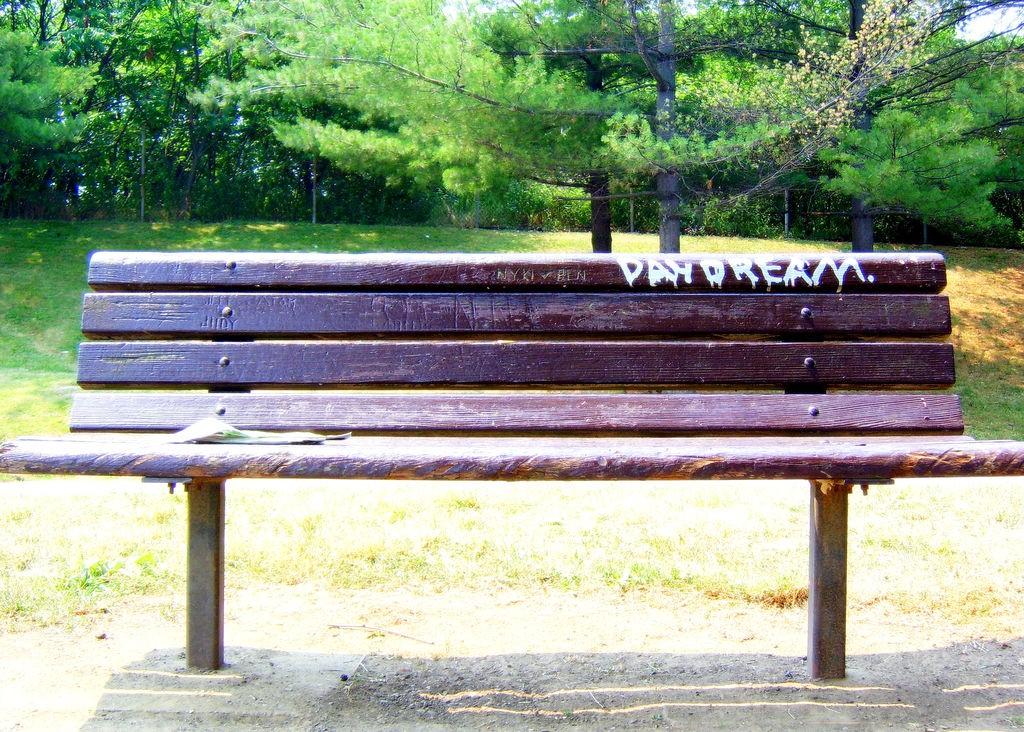 daydream bench