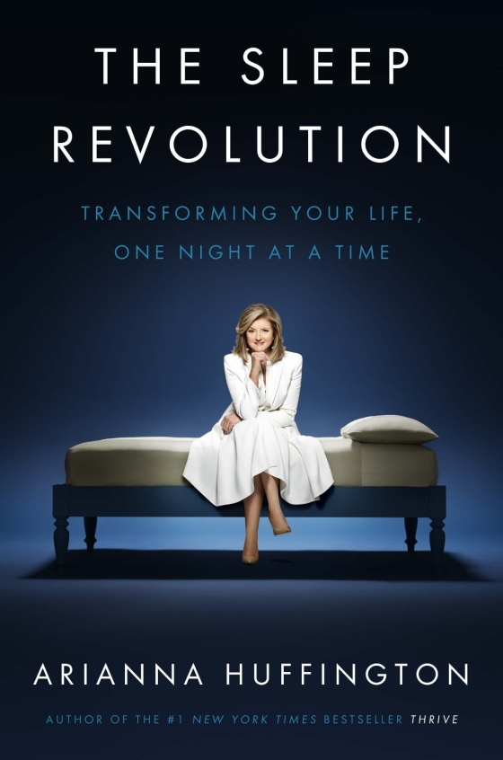 sleep revolution arianna huffington