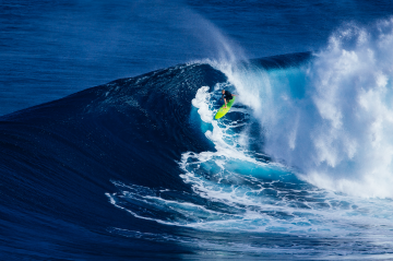 Are You Too Scared to Catch the Perfect Wave?