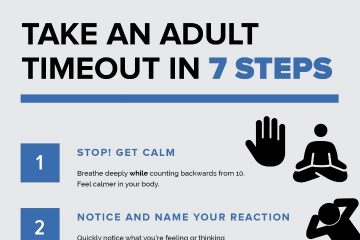 INFOGRAPHIC: Take a Timeout in 7 Steps (Grown-up Edition)